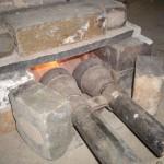 窯焚き初日1